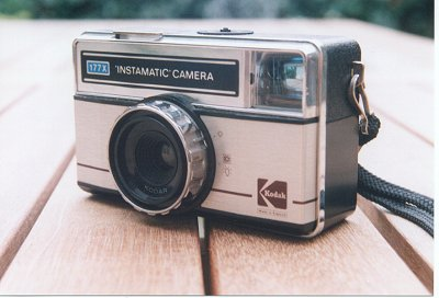 Kodak Instamatic camera 177X