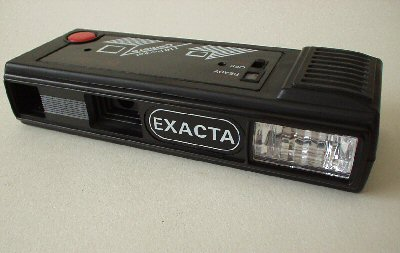 Exacta EC-110 110 Pocket Camera