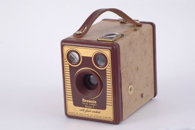Kodak Brownie Six-20 Camera Model F