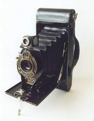 Kodak No.2A Folding Autographic Brownie