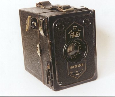 Zeiss-Ikon Box Tengor 54/2