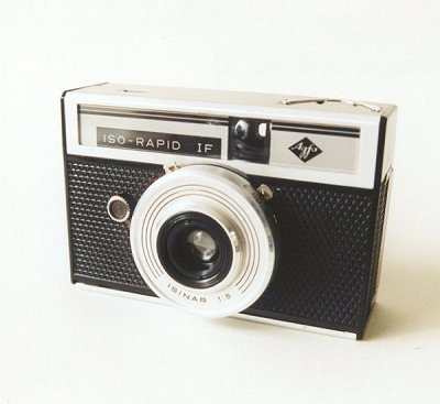 Agfa Iso-Rapid IF (model 2424)